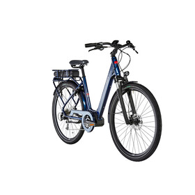 Ortler Montana - Bicicletas eléctricas de trekking - azul